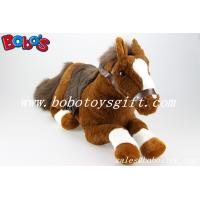 """Buy cheap 20.5""""/30"""" The Simulation Toy Horse Plush Stuffed Horse Animals product"""