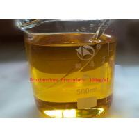 Buy cheap Semi-Finished Pre-Mixed Steroid Liquild Drostanolone Propionate 100mg/Ml , Masteron For Mass Gaining product