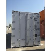 Buy cheap Rapidly  At Resisting Distortion Medical Metal Container Houses steel 20GP product