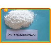Buy cheap Oral Fluoxymesterone Bodybuilding Oral Steroids 76-43-7 99% purity product