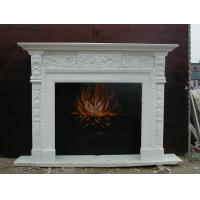 Buy cheap stone fireplace,marble fireplace product