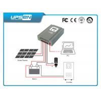 China 20amp-40amp LCD Display MPPT  Solar Charge Controller 12V / 24/48vdc wholesale