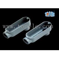 Buy cheap Indoor Outlet Rigid Conduit Body LB With Cover  Explosion - Proof product