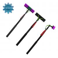 Buy cheap High Stiffness 100% 3K Carbon Fiber Telescopic Pole Water Fed Adjustable from wholesalers