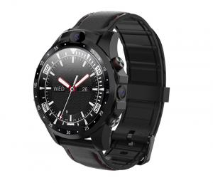 Buy cheap Android 7.1 GPS Navigation MT 6739 4G Smart Phone Watch product