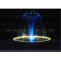 Buy cheap Stainless Steel Material Laminar Water Jet Fountain For Outdoor / Indoor product
