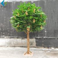 Buy cheap Artificial Longan Fruit Tree With Fiberglass Trunk 5-10 Years Life Time product