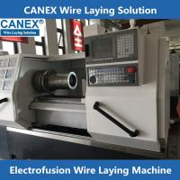 Buy cheap wire laying fitting CANEX CX-32/160ZF product