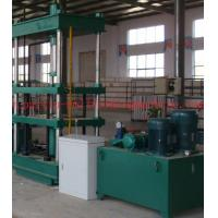 Buy cheap Metal Ceiling Roll Forming Machine / Hydraulic Cutter Which used in Glazed Tile Making Machine product