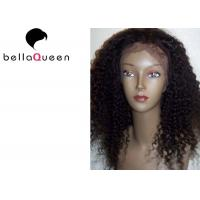 China Curly Virgin Full Lace Human Hair Wigs For Black Women hair weaving wholesale