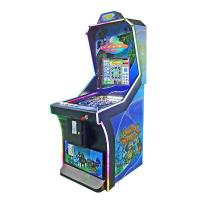 China Jungle Vending Pinball Game Machine 1 Player Virtual 670 * 925 * 1850mm Size on sale