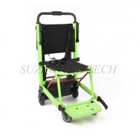 Foldaway portable motorized stair climber wheelchair for Portable motorized wheelchair