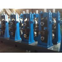 Buy cheap High Speed Precision Welded ERW Pipe Mill Equipment Round Pipes Making product