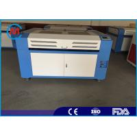 Buy cheap High Speed 50W CO2 Laser Engraving Cutting Machine For Wood DSP Control System product