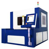 Buy cheap 500W Fiber Laser Precision Cutting Machine for High Precise Metal Parts from wholesalers