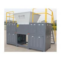 Buy cheap Wood / Metal / Glass Four Shaft Shredder Strong Shredding Capacity For Waste Recycling product