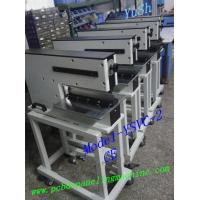 Buy cheap Motorized PCB Separation , PCB Depaneling Machine Circular Blade Moving product