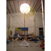 Buy cheap Waterproof, fireproof PVC Standing lighting balloon , PVC or oxford Inflatable Lighting Balloon product