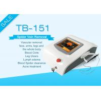 China 30 Mhz RBS Spider Vein Removal Machine For Face Leg Vascular Treatment on sale