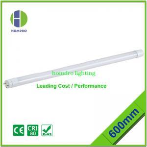 Buy cheap El tubo del LED, LED T8, los 0.6m 10W 980lm, alto lumen, CE aprobó. product