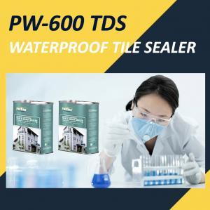 Buy cheap Non Yellowing Outdoor Tile Sealer / Exterior Tile Sealer Environmental Protection product