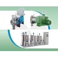 Buy cheap HJ(M)chemical metering pumps and dosing devices for petrochemical industry product