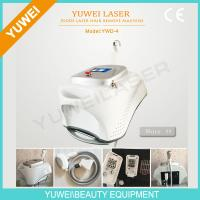 China Yuwei Laser YWD-4 Painless 808 nm diode laser hair removal price with ChillTip handpiece wholesale