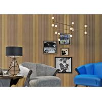 Buy cheap Breathable Modern Removable Wallpaper Waterproof With 0.53*10m Size , 3D Fashion Style product