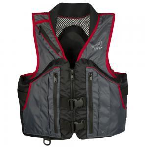 Buy cheap Mesh Fishing Life Jackets , Kayak Canoe Sailing Swim Buoyancy Jacket product