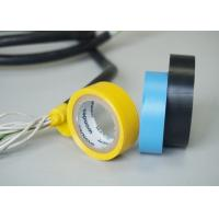 Buy cheap Yellow PVC Electrical Tape Achem Wonder With ISO SGS And ROHS Approved product