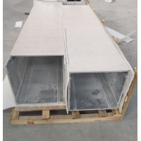 Buy cheap Facade,Cladding,Counter Top Fire Rated Expoxy Resin Lightweight Stone Panels product
