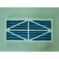 Buy cheap HVAC Cardboard Panel Filter with Washable Synthetic Fiber (21,25,46mm thickness) product