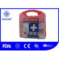 Buy cheap Portable Hurricane Survival Kit , Large Private Label First Aid Kits For The Wounded product