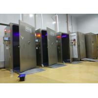 Buy cheap Stable Operation Bread Cooling System For Supermarket Bitzer Compressor product