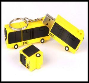 Buy cheap High Quality Custom PVC Truck Shape USB Flash Drive 1G-32GB with your logo product
