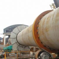 Buy cheap Rotary kiln with 300tpd cement kiln by zk corp for nickle laterite product