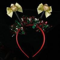 Buy cheap Headband for Christmas Decoration, Lead- and Nickel-free, Various Designs are Available product