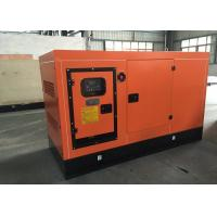 Buy cheap 32KW / 40KVA Silent Diesel Generator 415/240V Ventilation System product