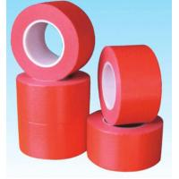 Buy cheap 260Um Thickness Crepe Paper Masking Tape 210N Per 25Mm Tensile Resistance product