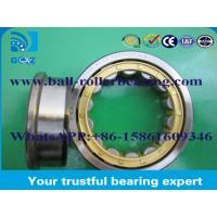 High Precision Cylindrical Roller Bearing With Chrome Steel / Carbon Steel