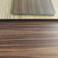 China Anti - Corrosion Wood Grain Aluminum Composite Panel For Outdoor Decoration on sale