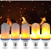 Buy cheap LED Flame Bulb 5W flame bulb table LED flicker flame candle light bulb warm color led flame bulb for decroation product