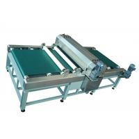 Buy cheap Touch Screen 1.2 m Electric Glass Coating Machine For Flat Glass Roller Coated product