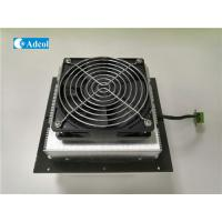 Buy cheap Semiconductors Thermoelectric Air Cooler 100W 24VDC For Refrigeration Chamber product
