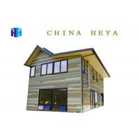 Buy cheap Hurricane Proof Prefab Modular House Residential Steel Building Kits Modern Style product