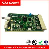 Buy cheap FR4 TG150 1oz ENIG Industrial PCB for Media decoders Board 1.6mm product