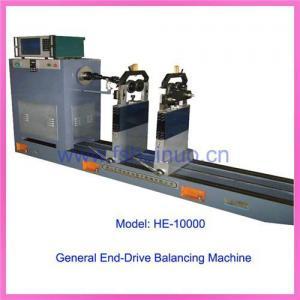 Buy cheap End-Drive Horizontal Dynamic Balancing Machine product