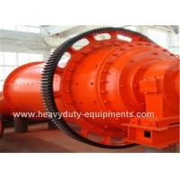 Buy cheap Construction Mining Equipment Grid Ball Mill 2.28m3 Volume 3.96t Ball Load product