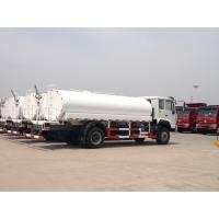 Buy cheap Howo Water Tank Truck Water Transport Tanker Truck Capacity 12-20m3 product
