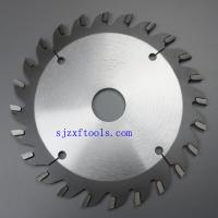 China 120x3.0-4.0x2.2x20x(12+12)t scoring saw blade wholesale